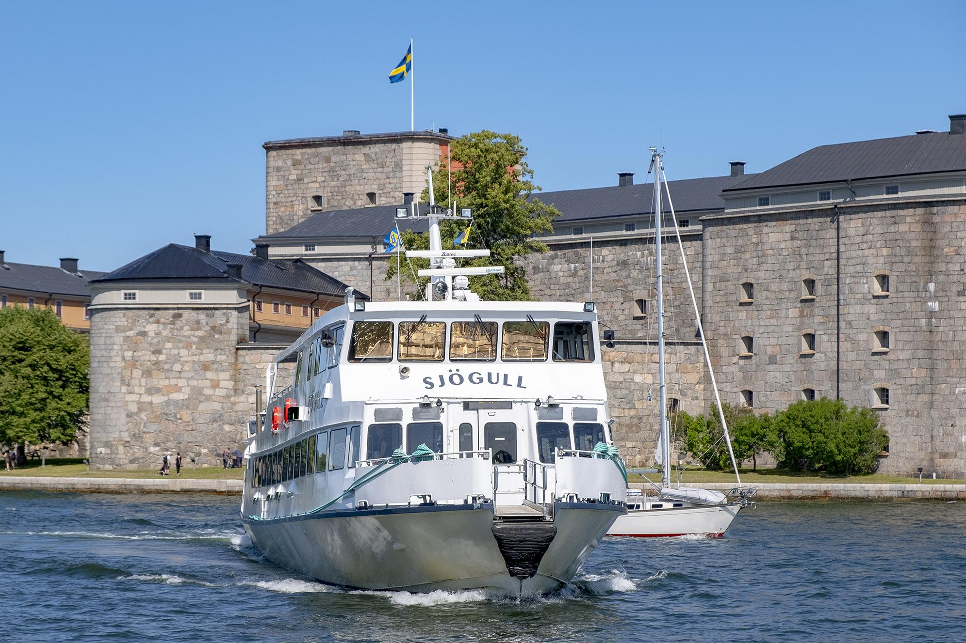 Sjögull Vaxholm