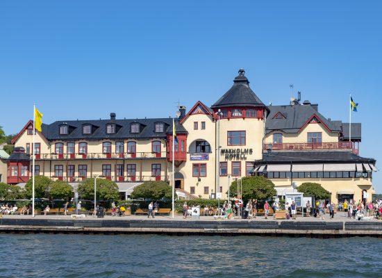 Vaxholms hotell