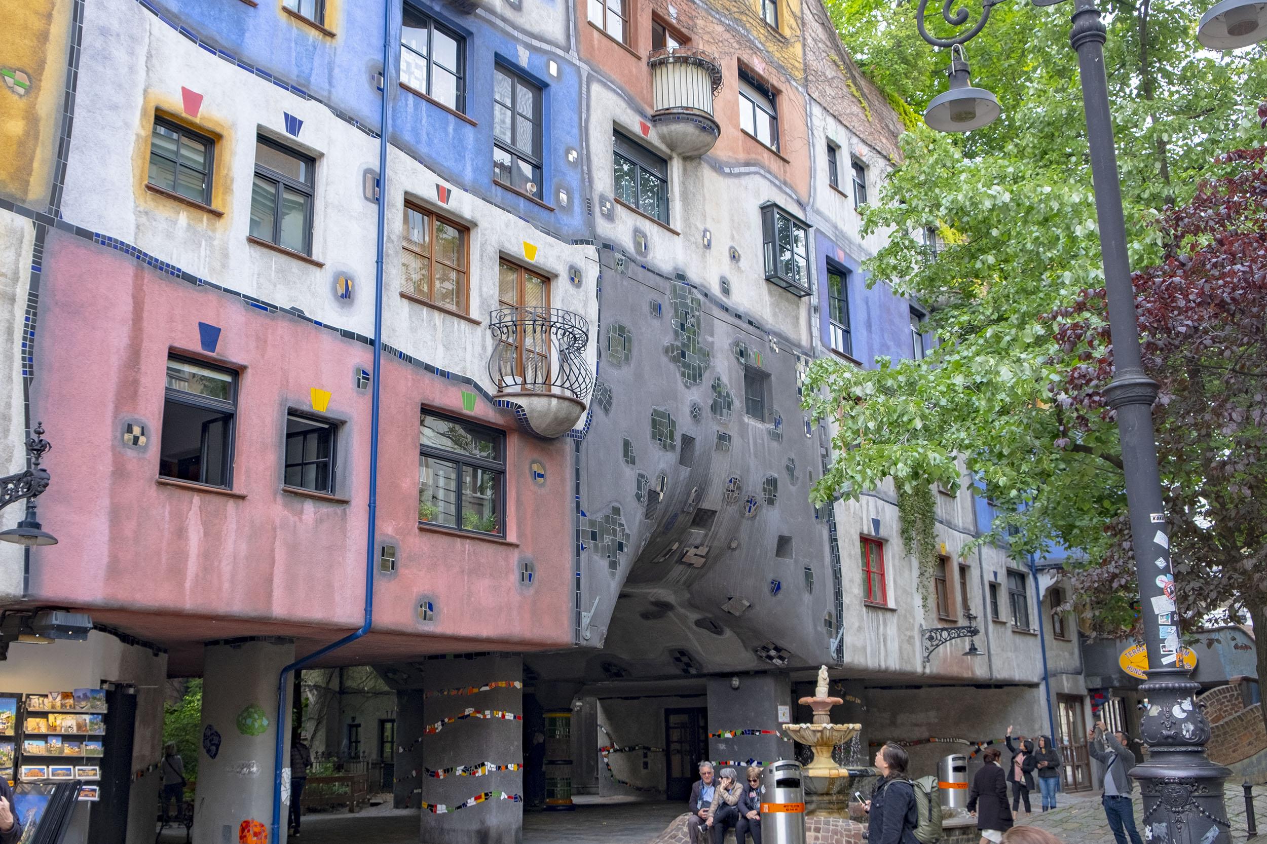 Hundertwasser House Wien