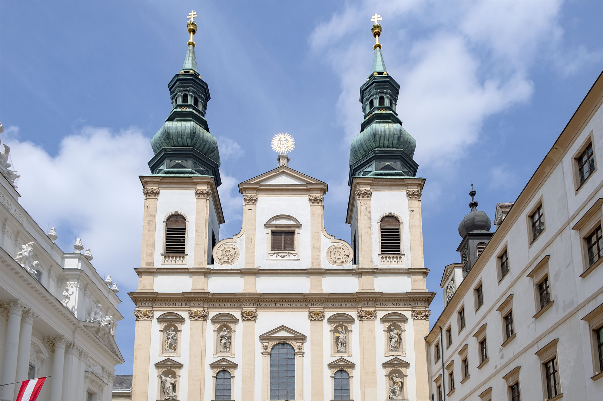 Jesuitenkirche wien