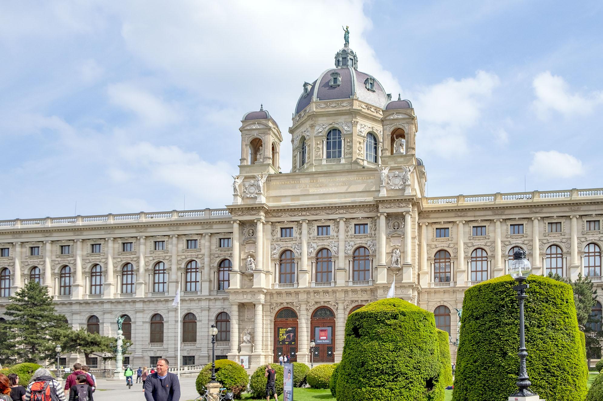Konsthistoriska Museet Wien