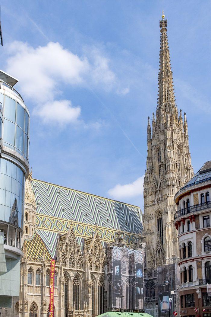 Stefansdomen Vienna