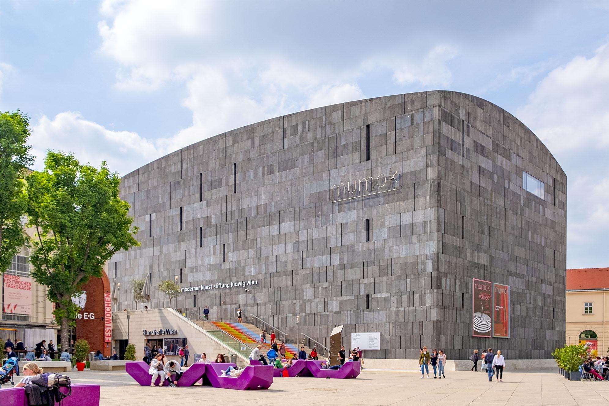 Mumok MuseumsQuartier Wien