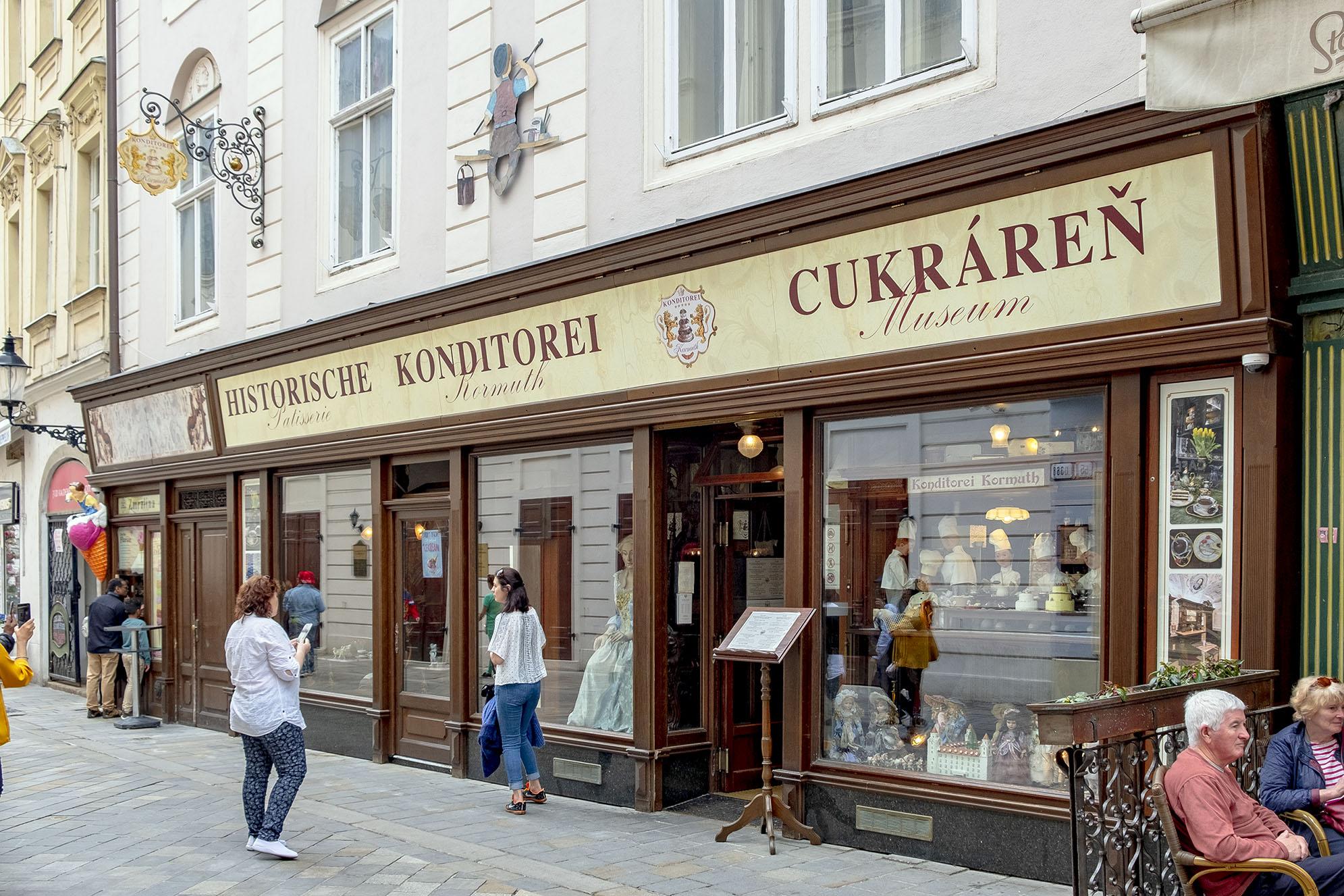 Konditorei Kormuth Bratislava