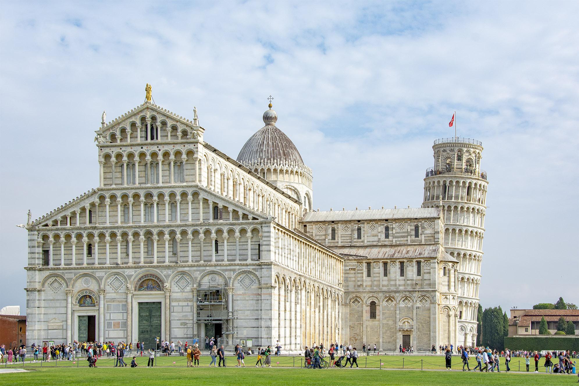Duomo di Pisa Italien