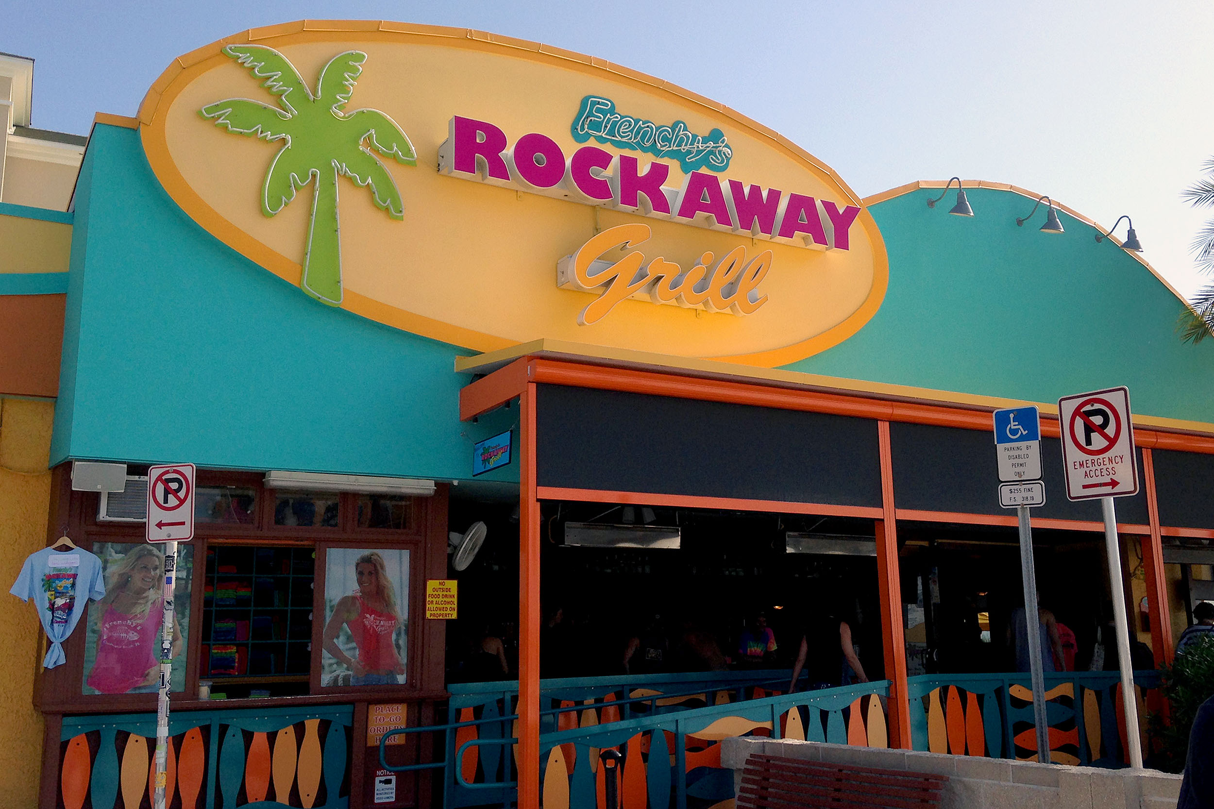 Frenchy's Rockaway Grill Clearwater Beach Florida