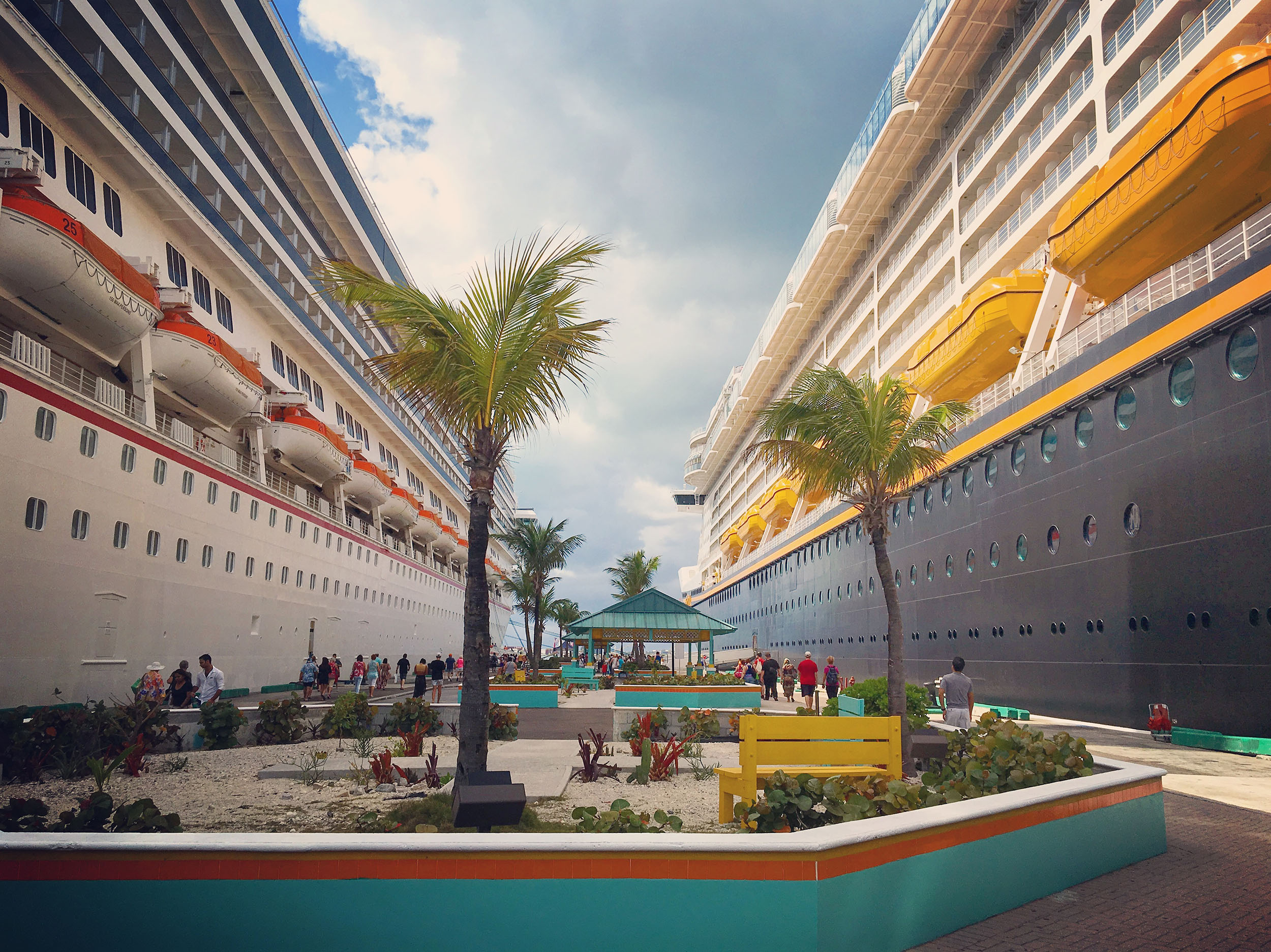 Disney Dream Nassau Instagram 2019