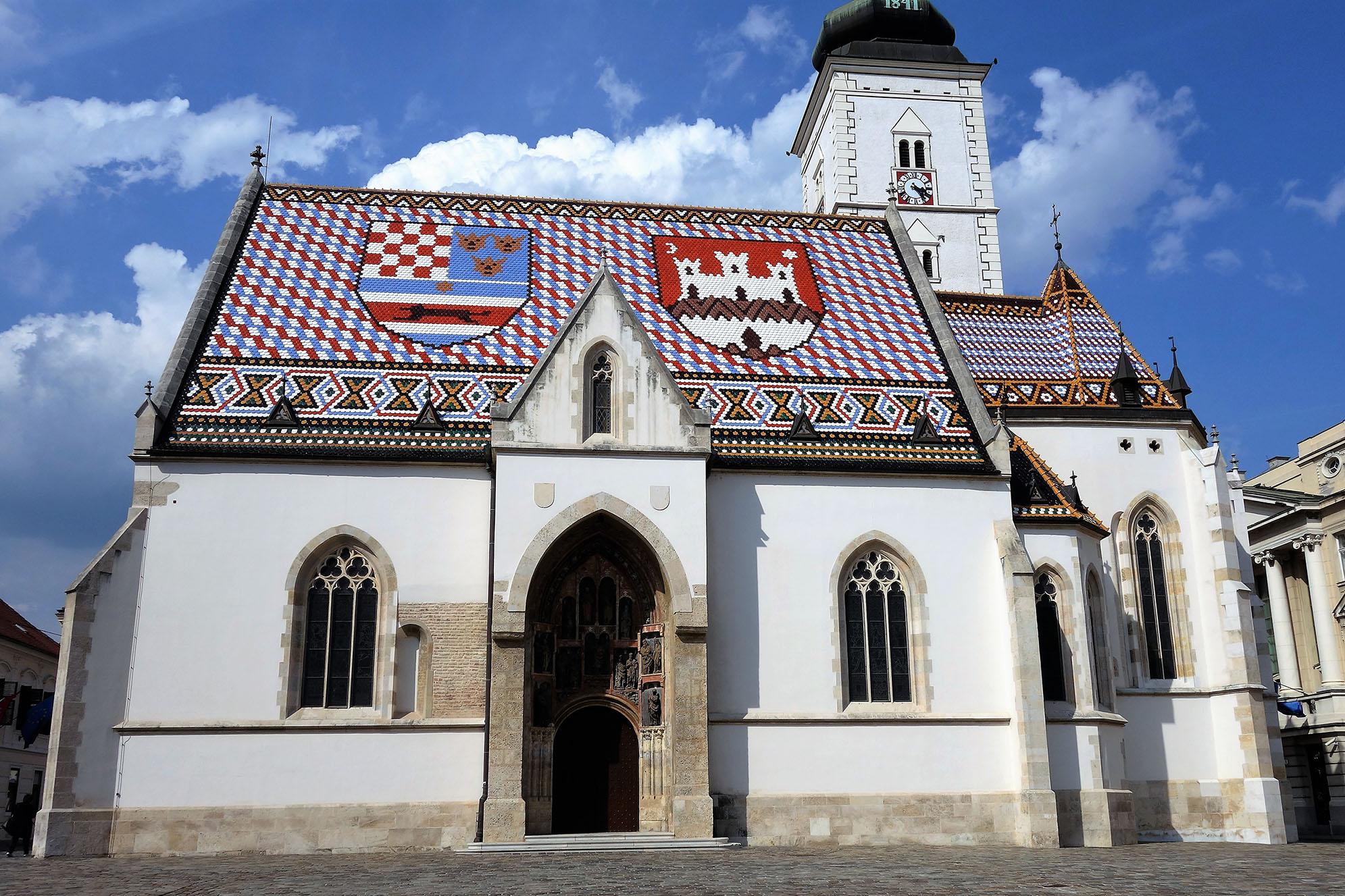 Zagreb huvudstäder