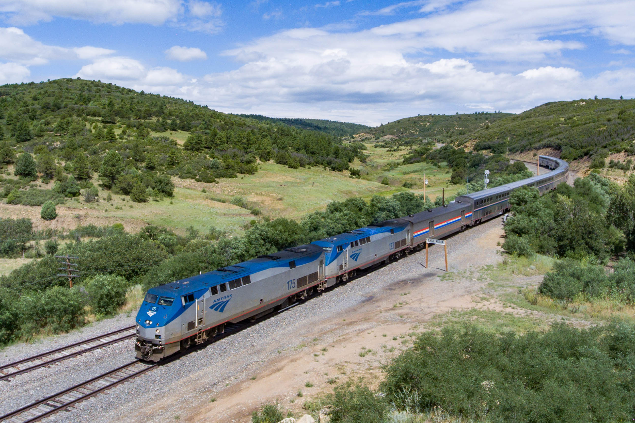 Southwest Chief Amtrak