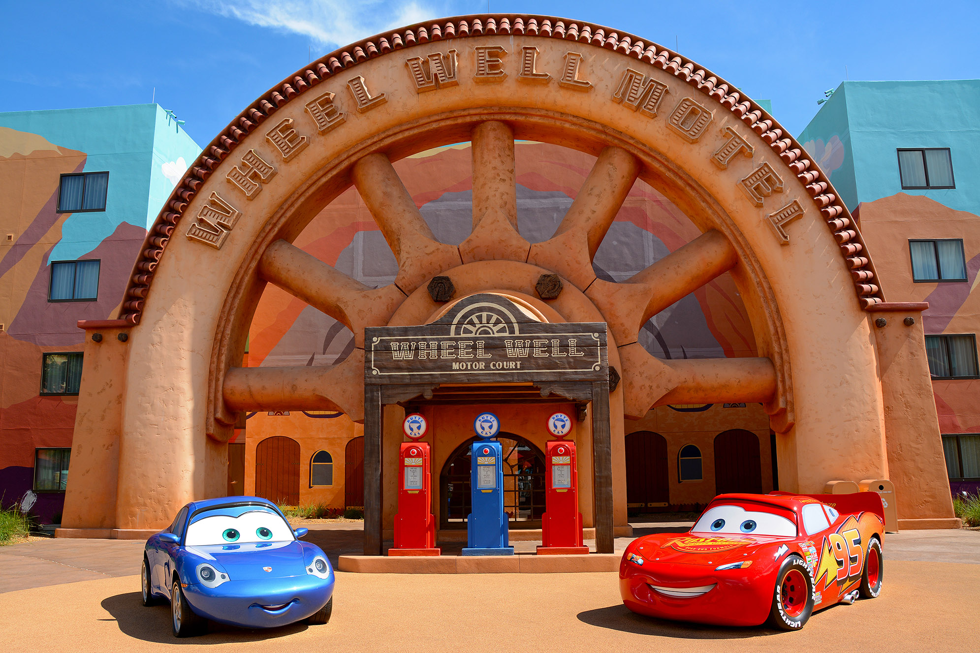 Disney's Art of Animation Resort på Walt Disney World i Orlando