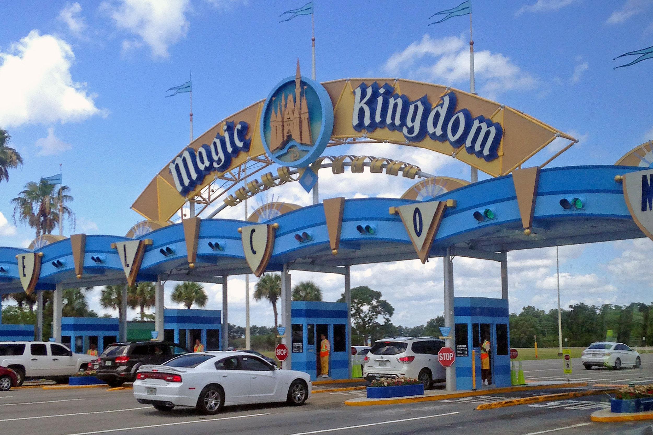 Magic Kingdom Walt Disney World i Orlando