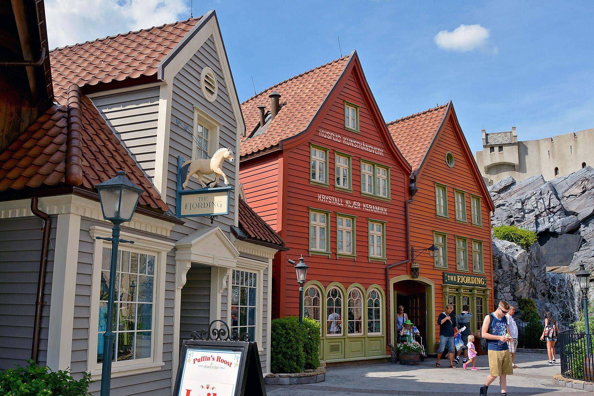 Norge Epcot Walt Disney World i Orlando