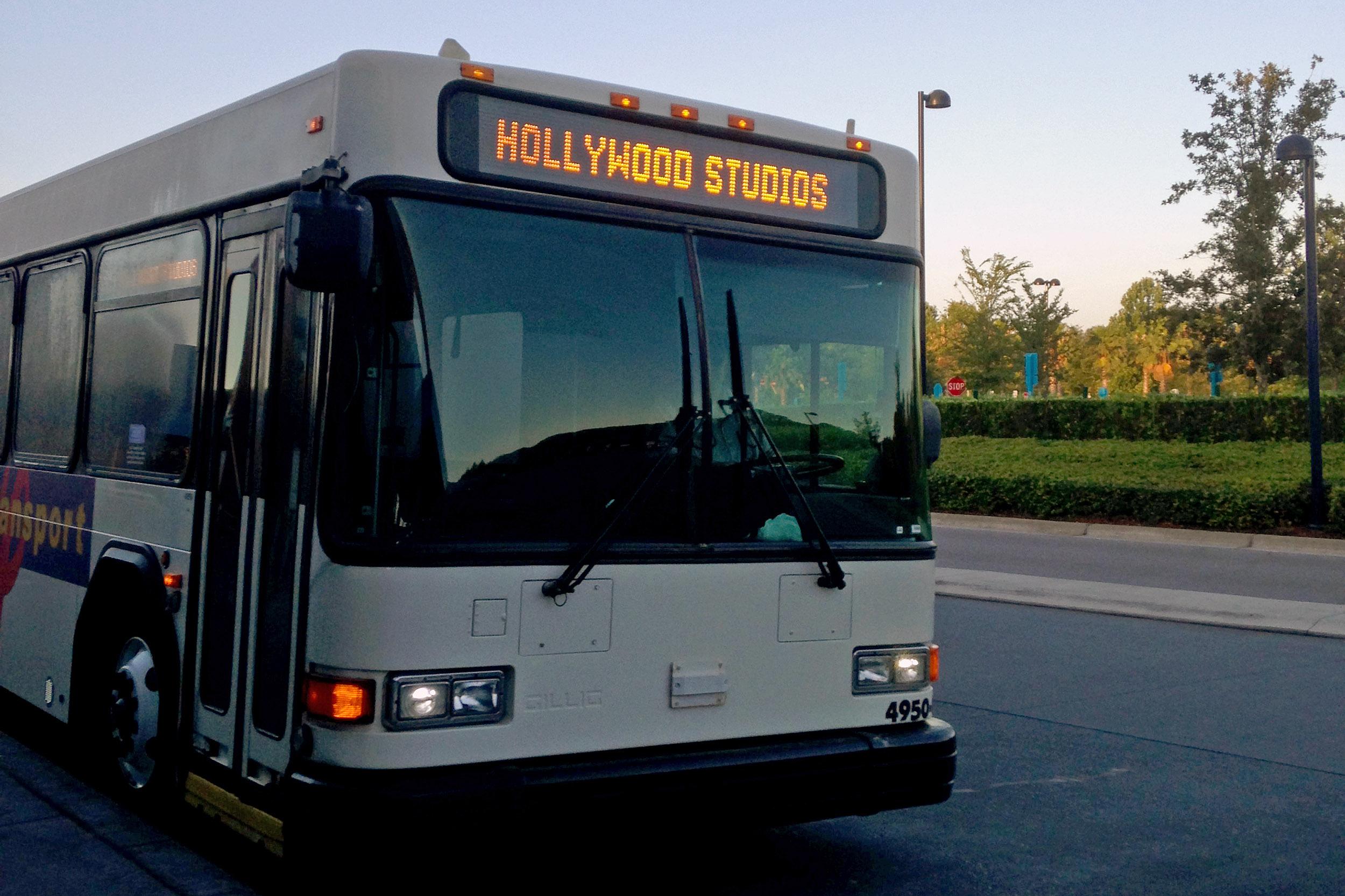 Buss Walt Disney World