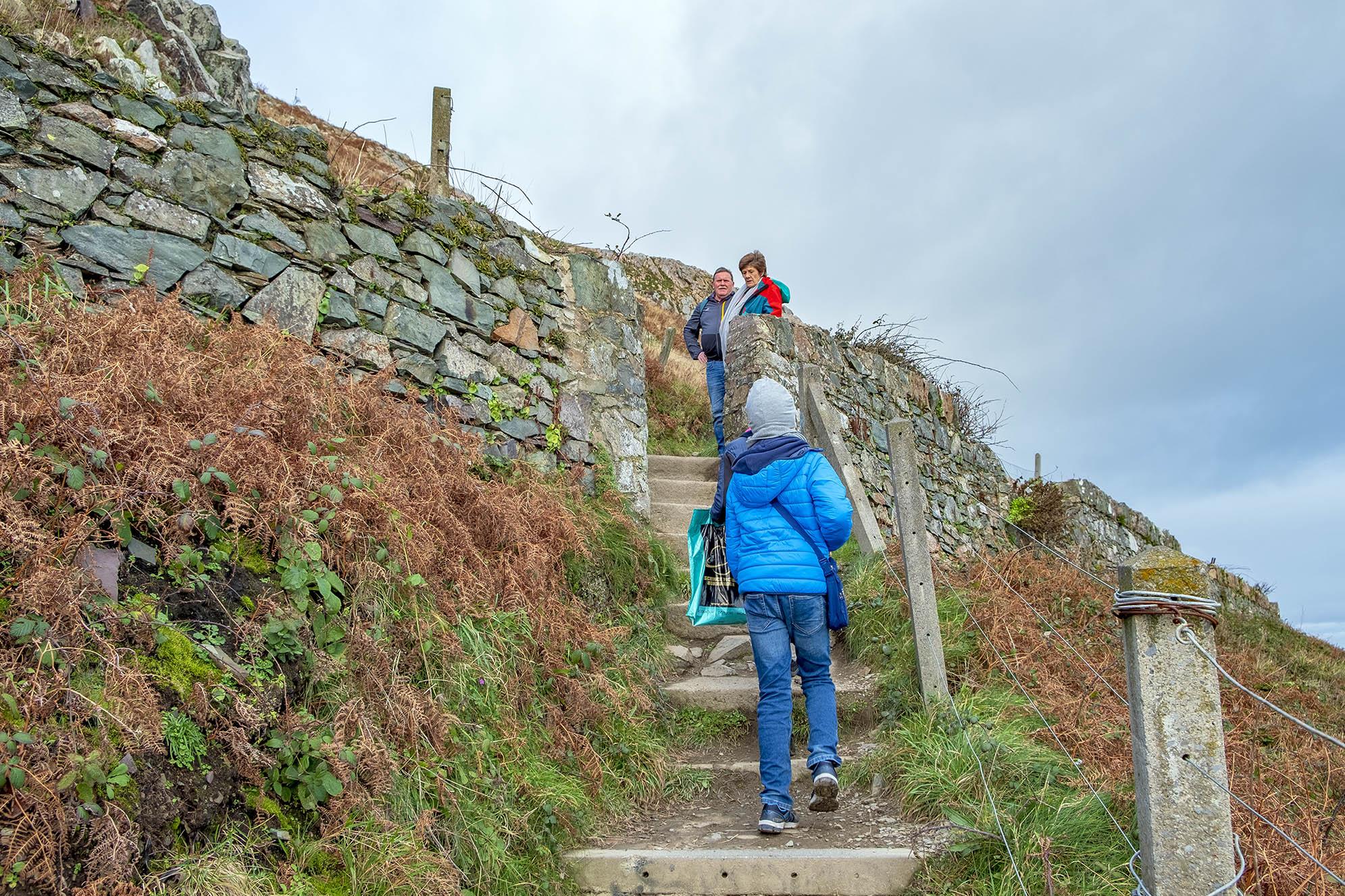 Cliff Walk Bray Greystones