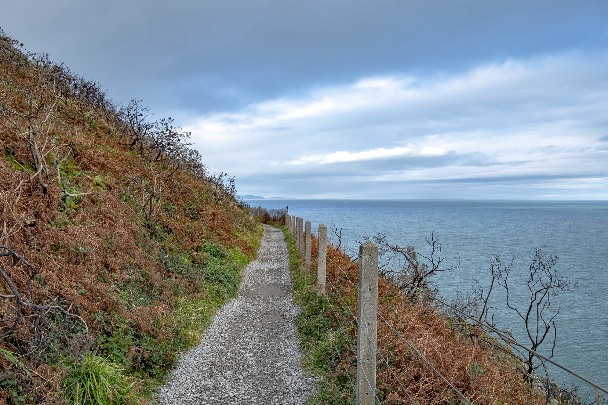 The Cliff Walk. Irland.