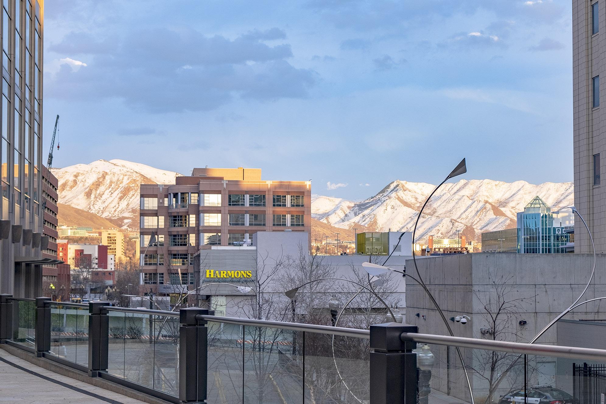 Berg Salt Lake City