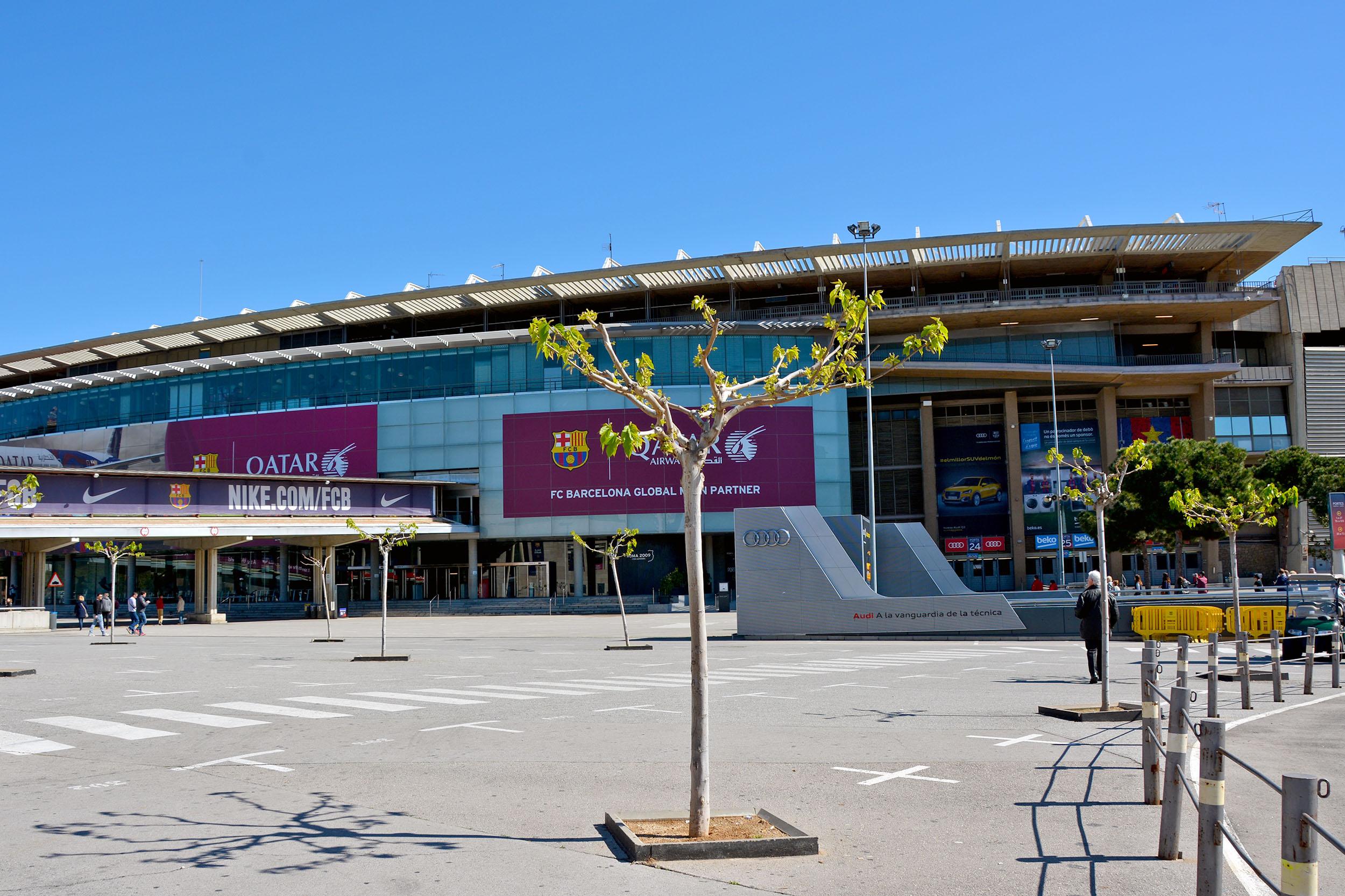 Camp Nou Barcelona Sportresor
