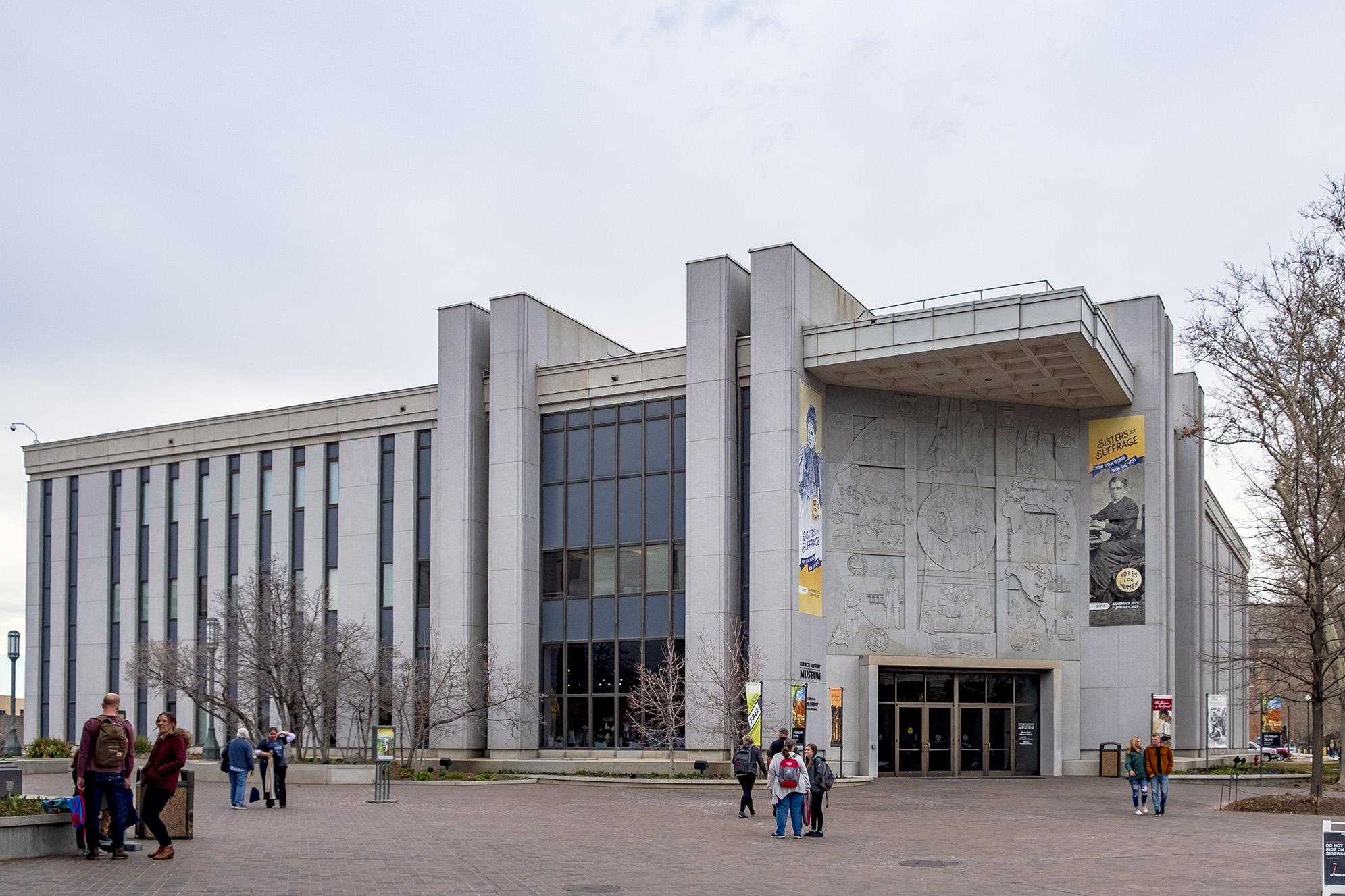 Church History Museum.