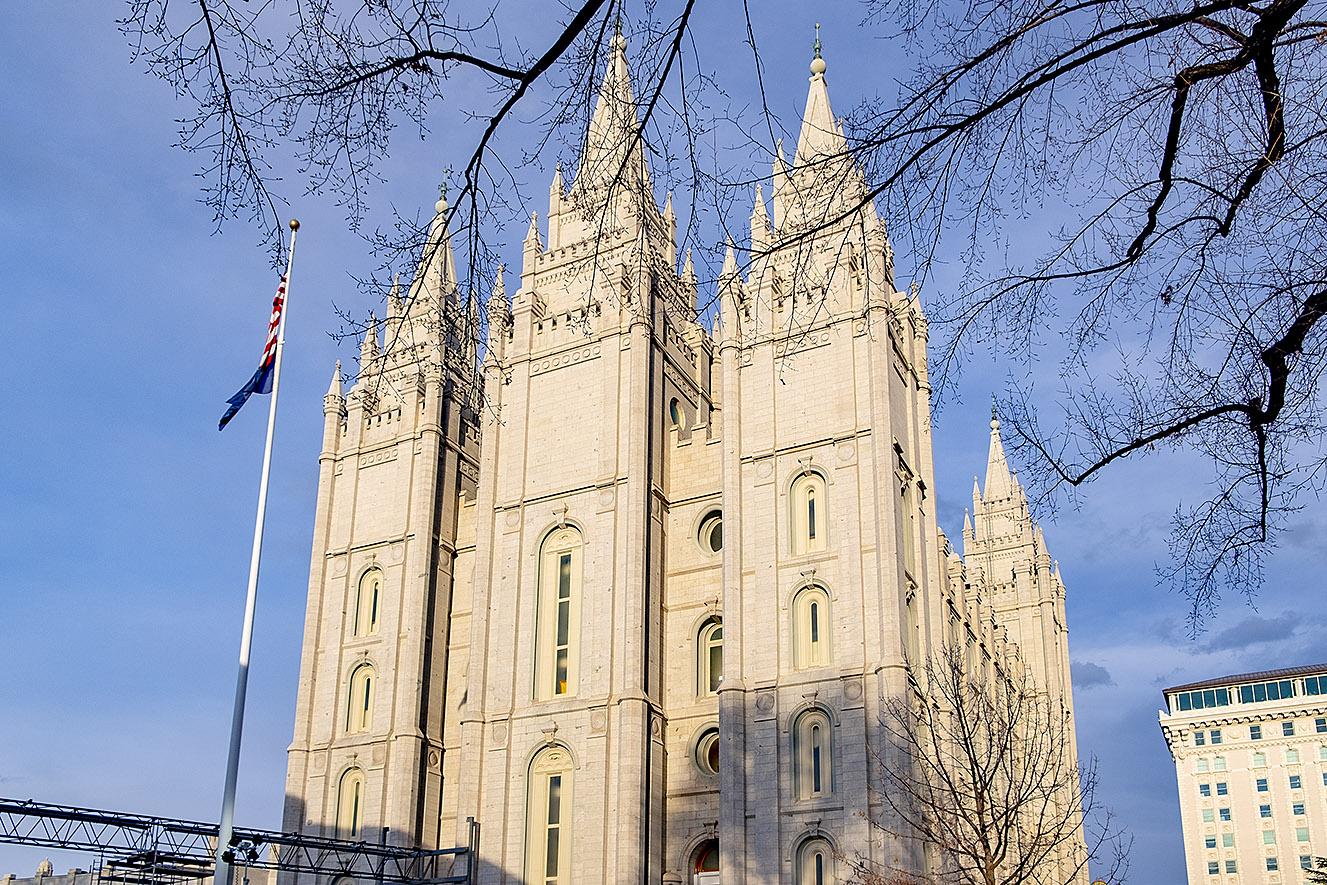 Salt Lake Temple Salt Lake City