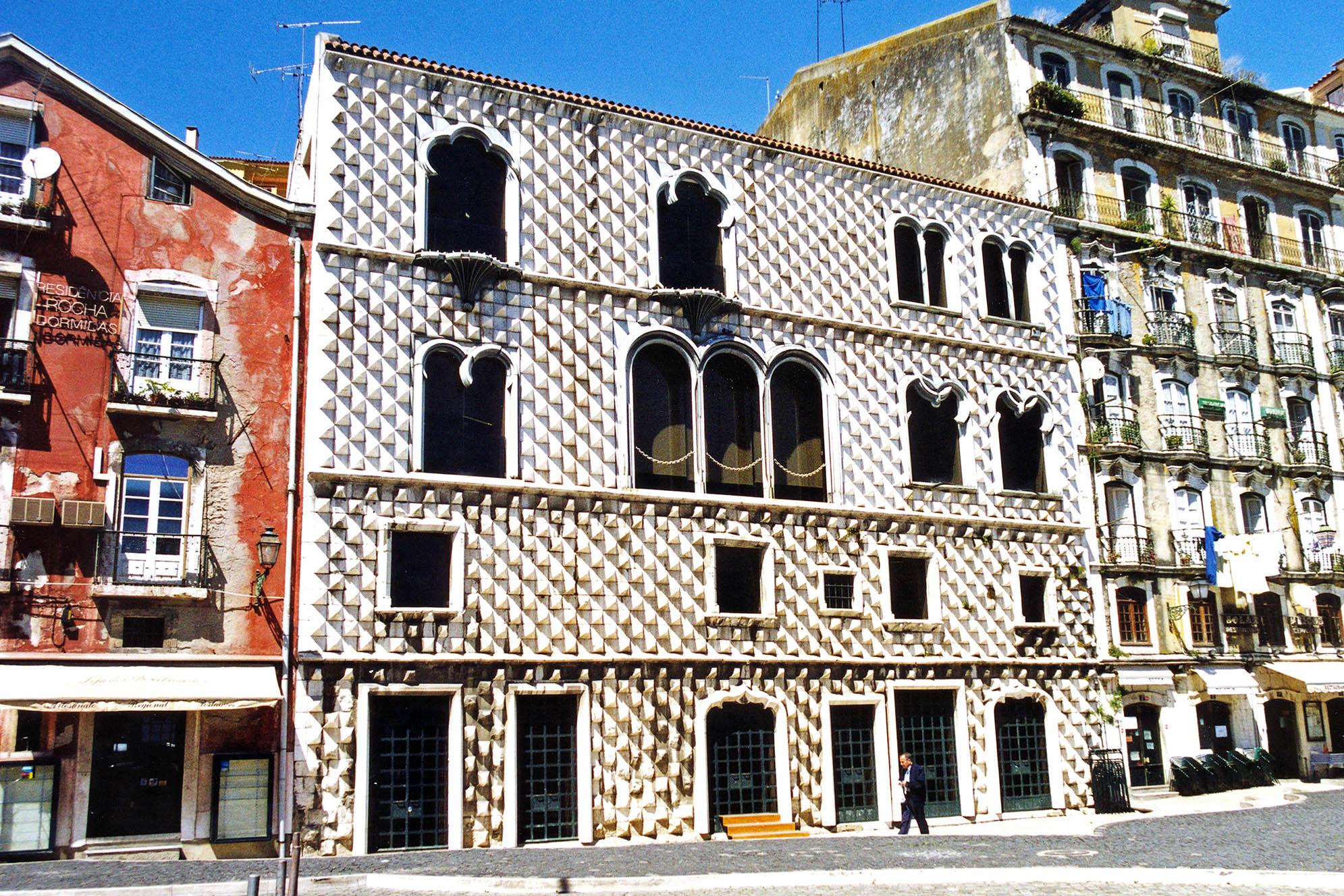 Casa Dos Bicos Lissabon