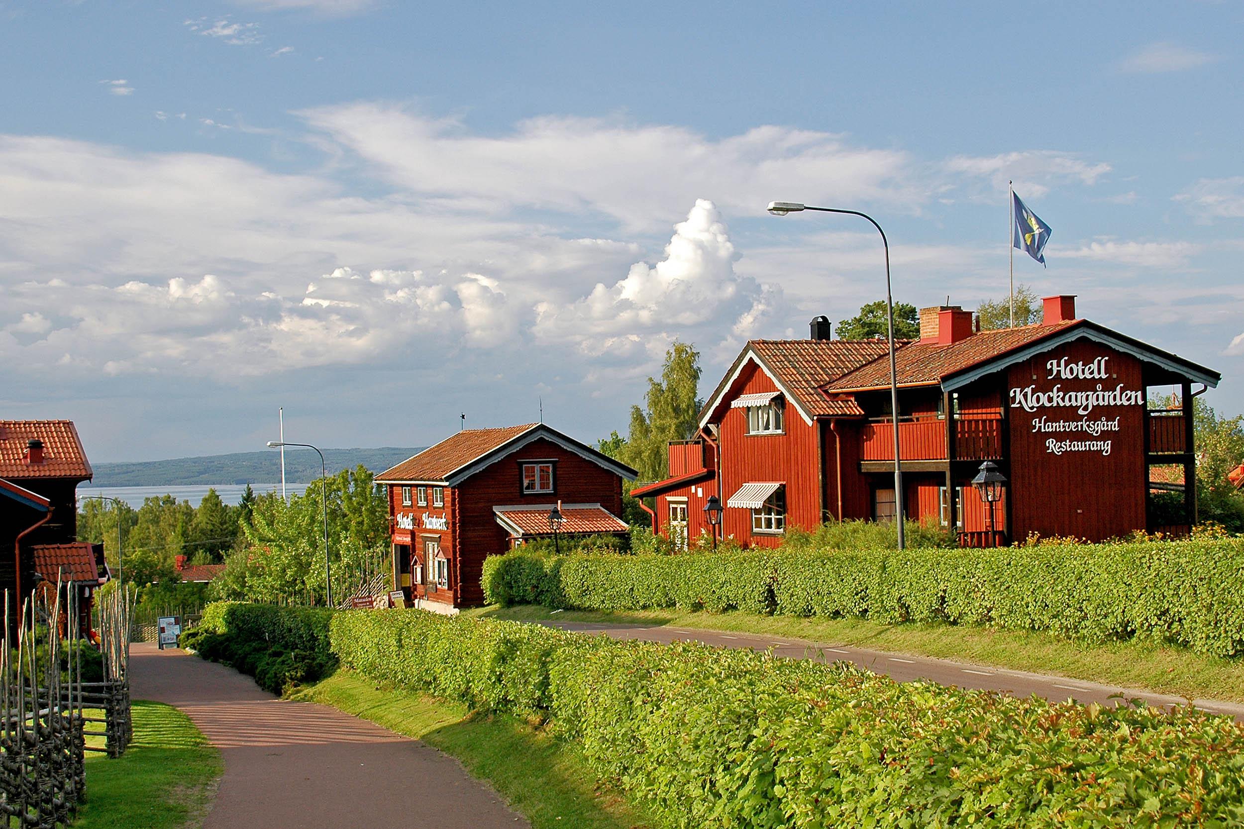 Hotell Klockargården Tällberg Dalarna