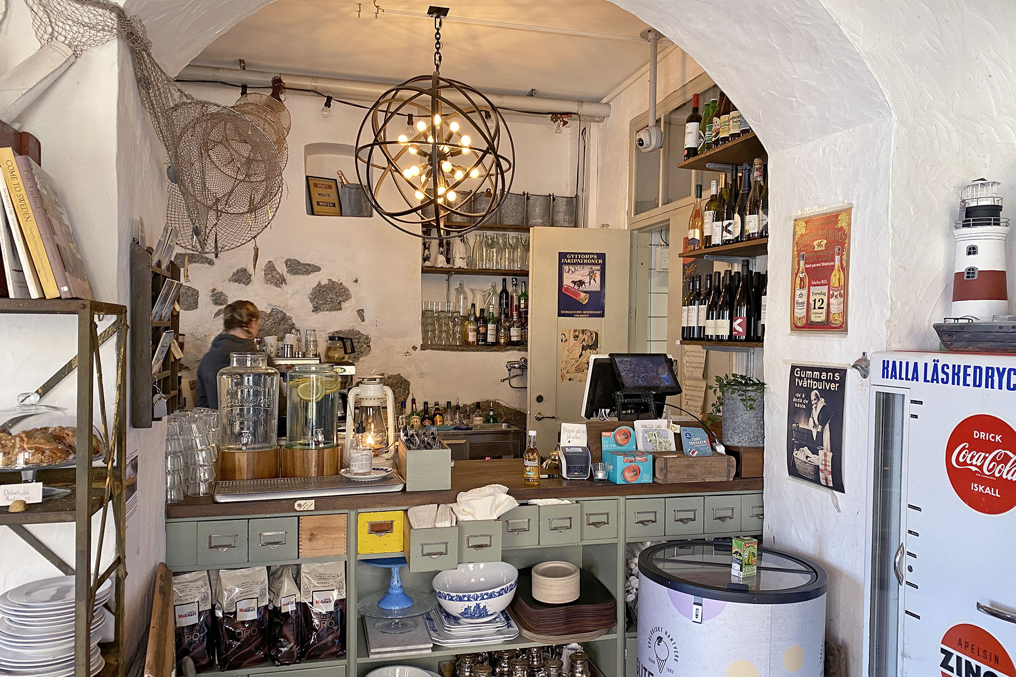 Skroten Café & Skeppshandel