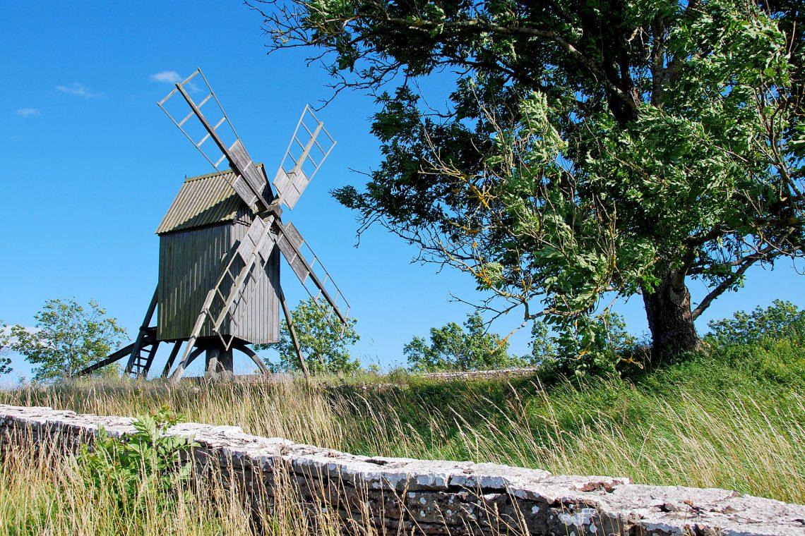 Väderkvarn Öland
