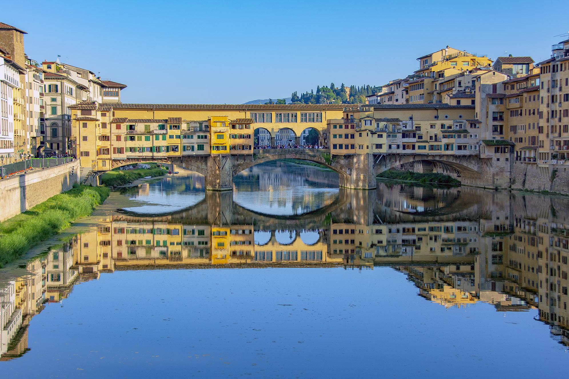 Ponte Vecchio Florens