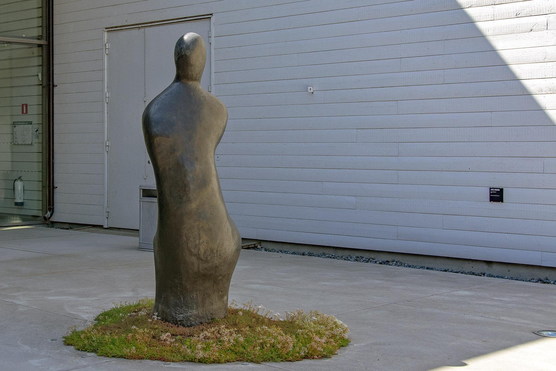 Pollare Joel Fisher Artipelag Skulptur i Natur