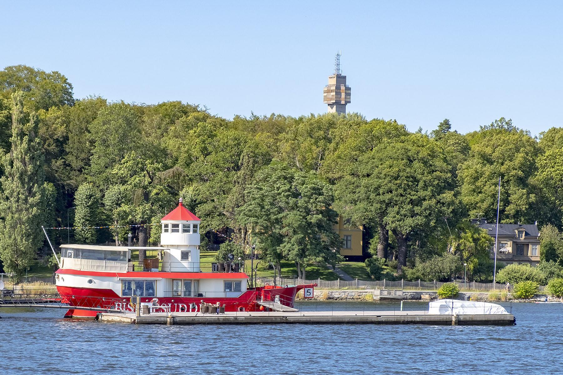 Biskopsudden Djurgården Stockholm