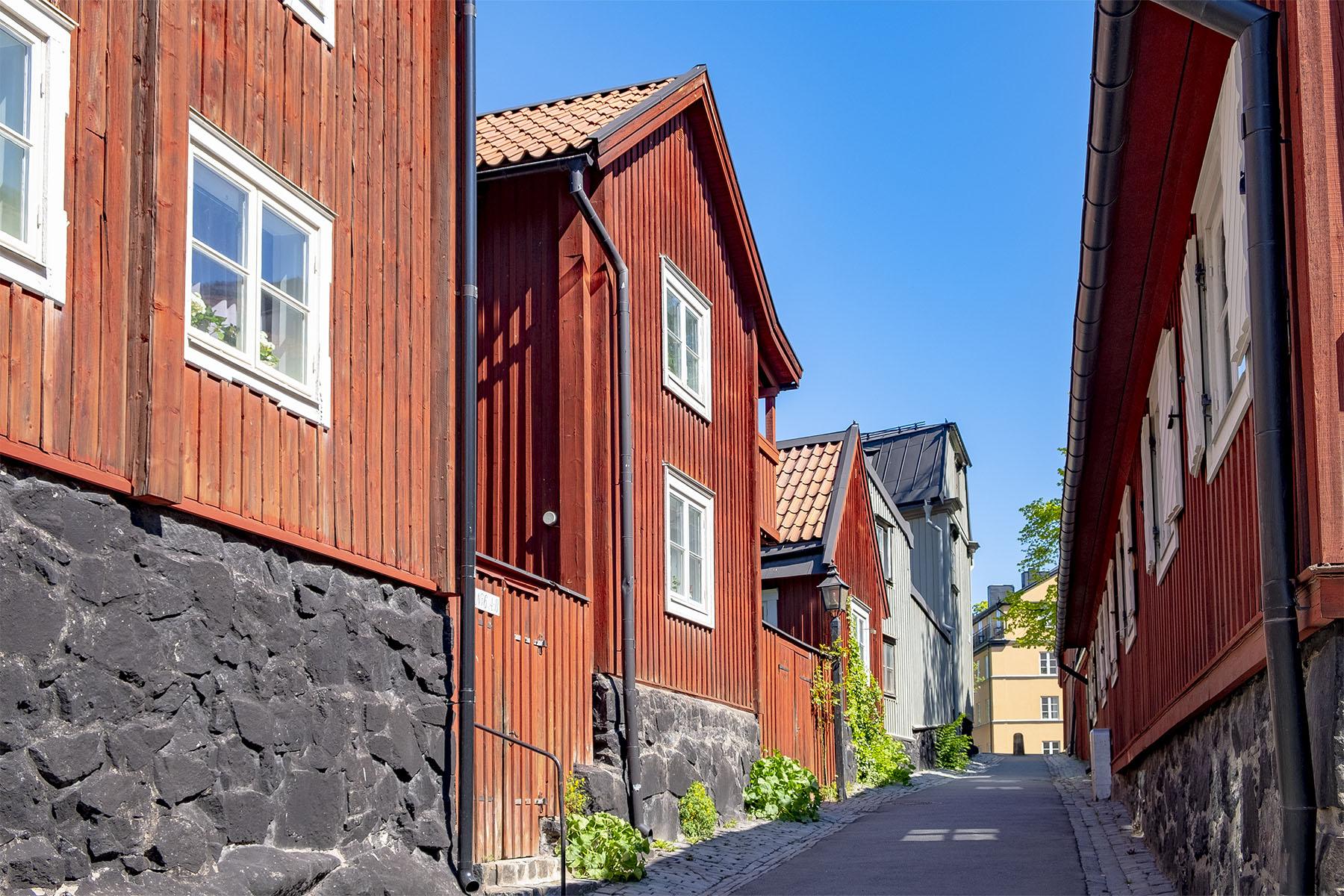 Djurgårdsstaden Stockholm