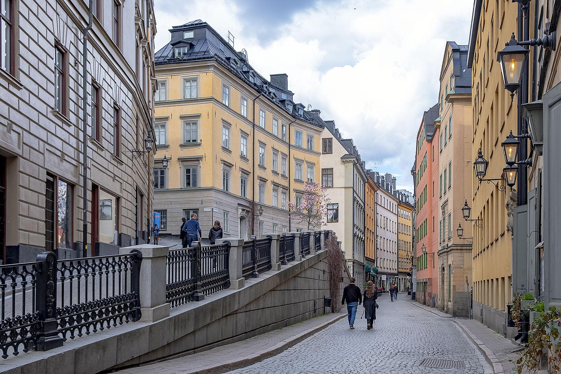 Södra Benickebrinken Gamla Stan Stockholm