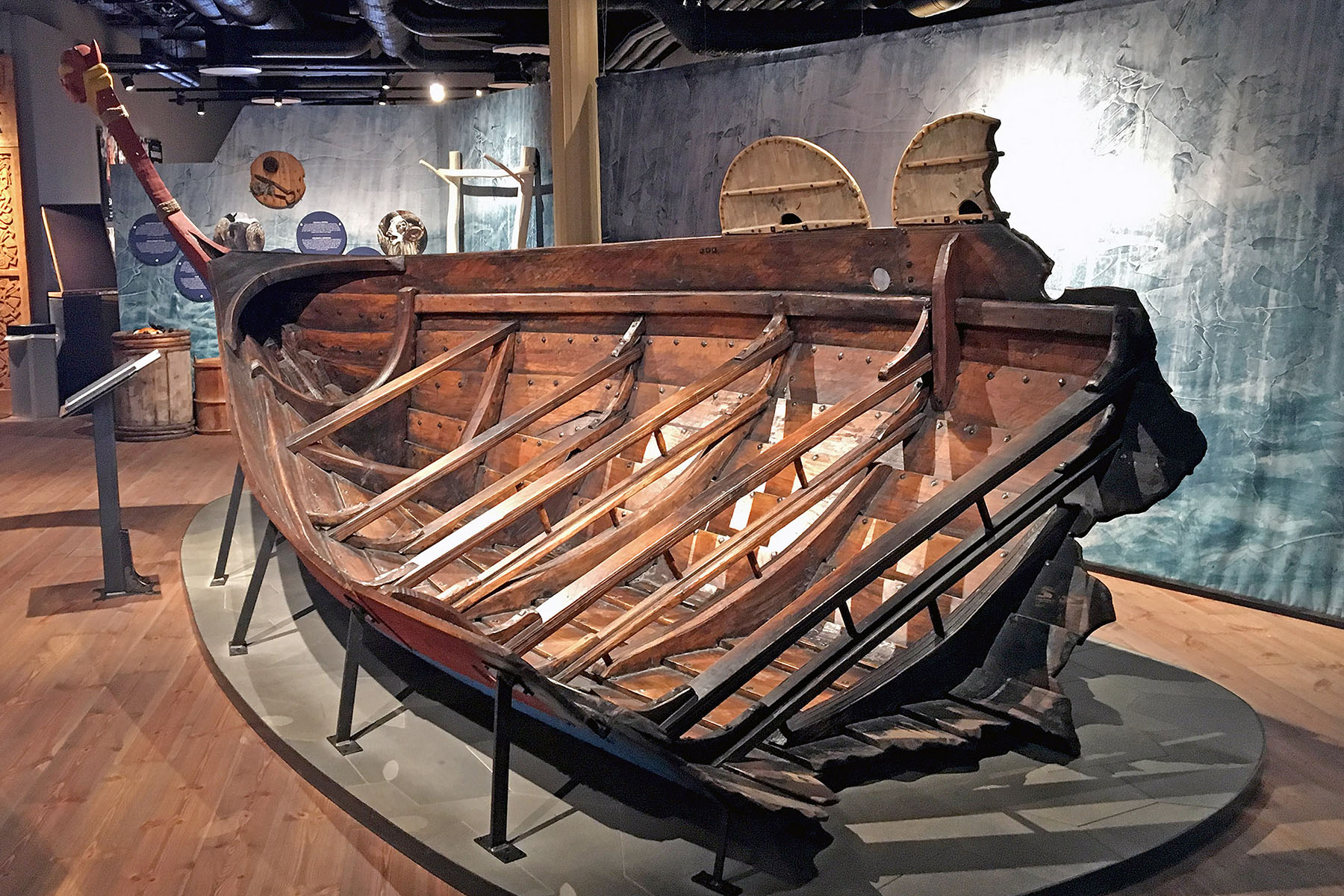 The Viking Museum Stockholm