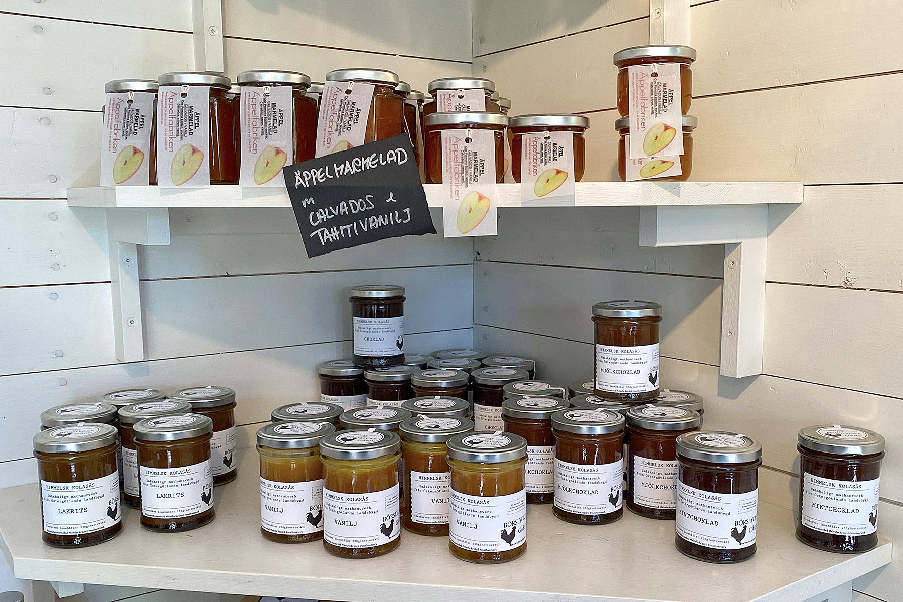 Äppelfabriken marmelad