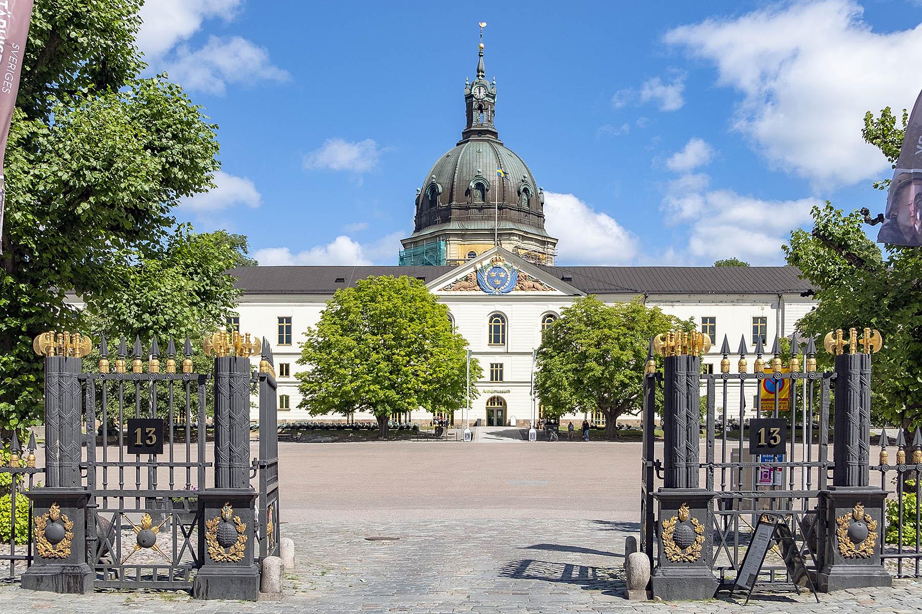 Armémuseum Stockholm Höstlov