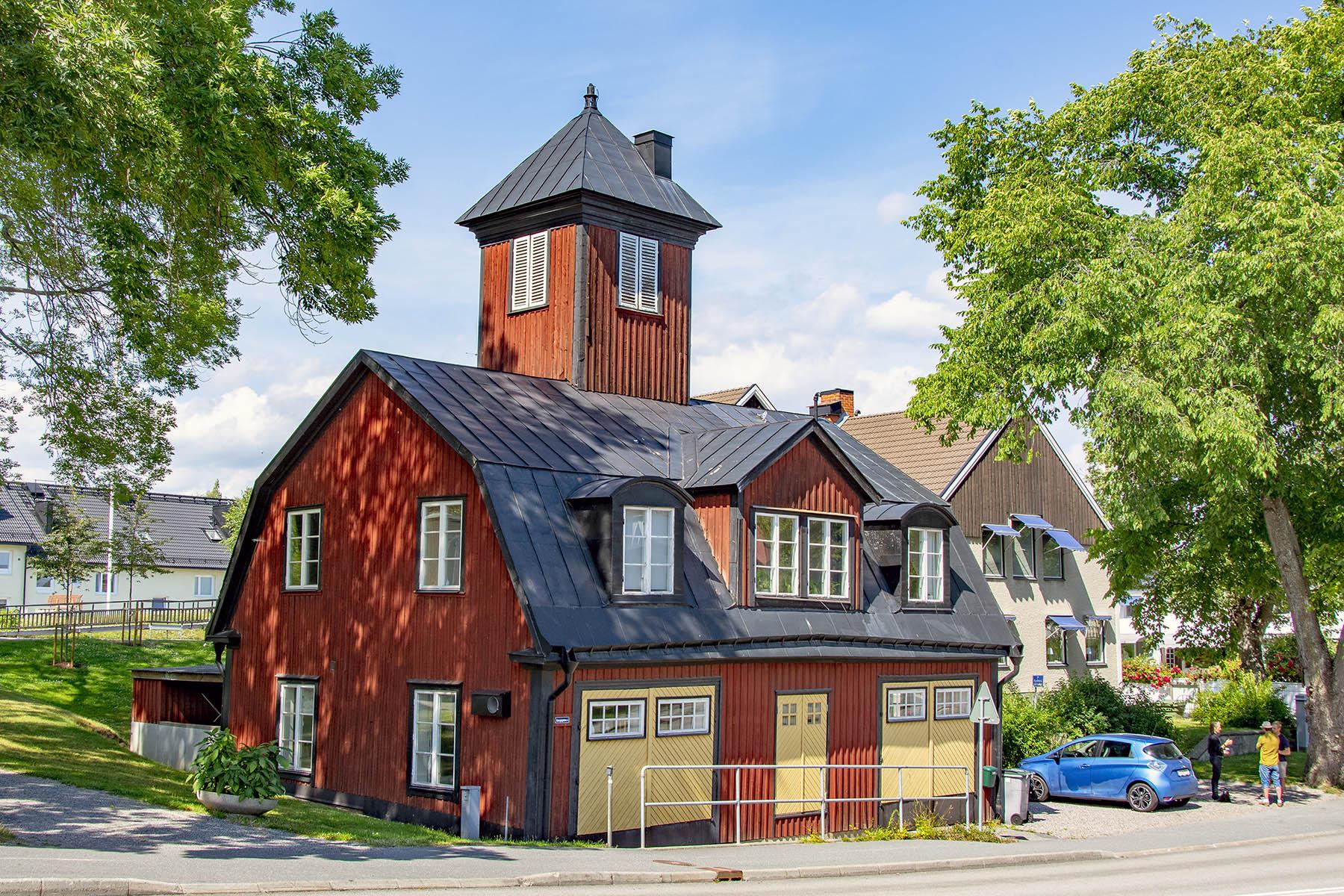 Gamla brandstationen Vaxholm