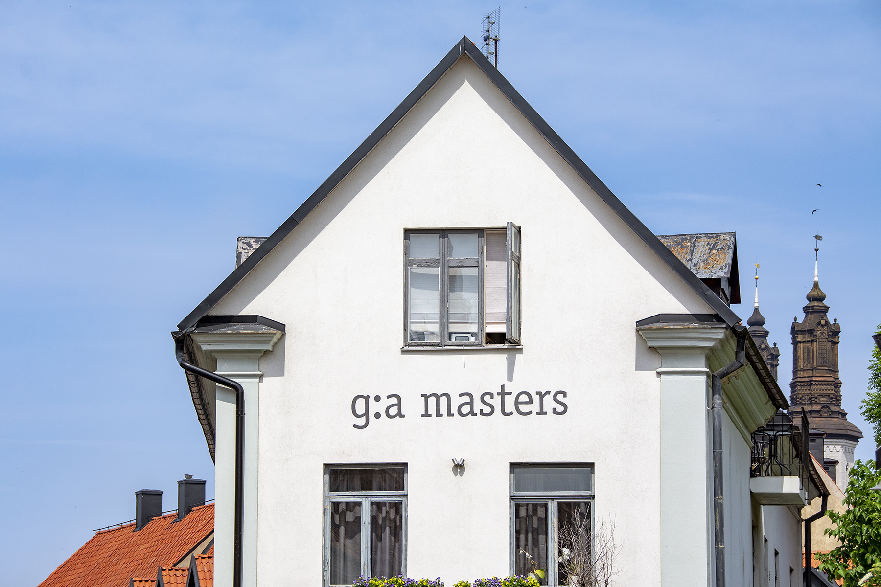 Gamla Masters i Visby