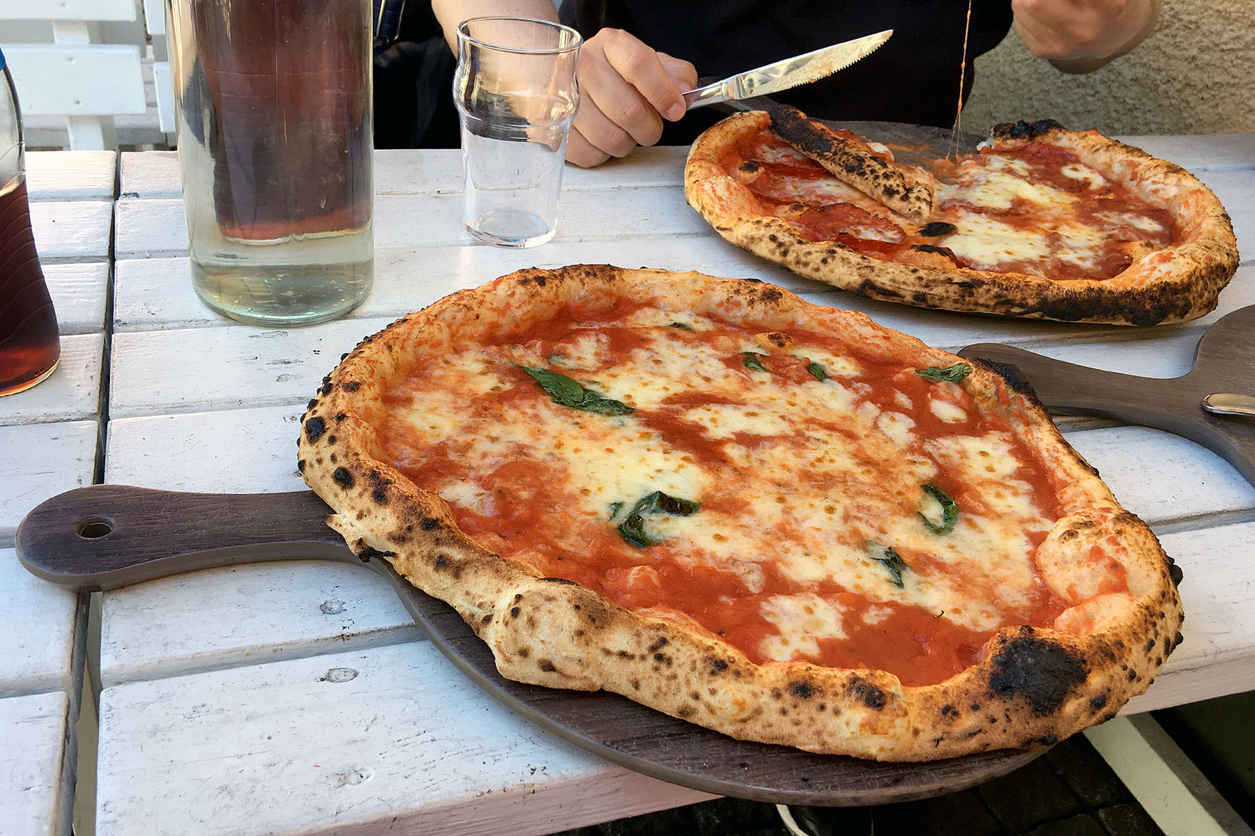 Pizza Mille Lire Mat i Visby