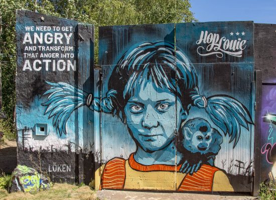 Snösätra gatukonst graffiti Streetart