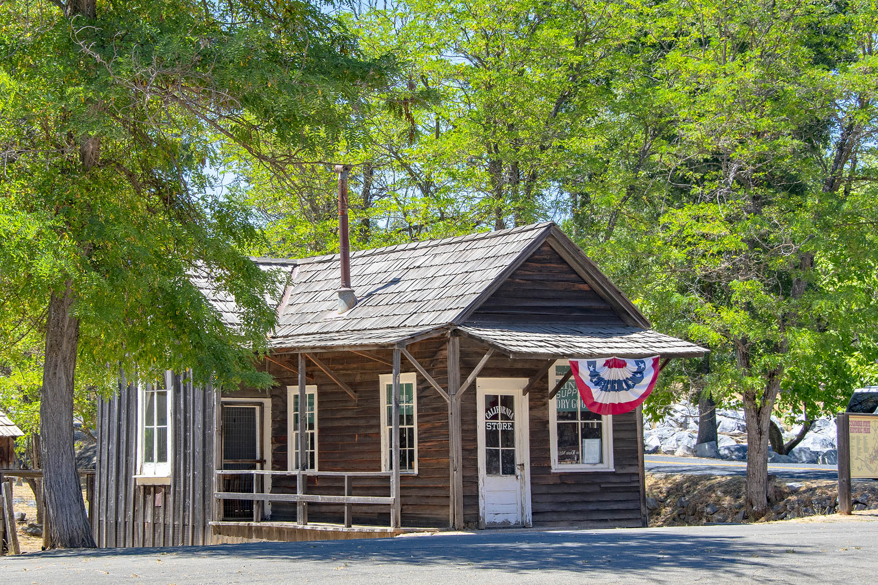 Historic Columbia Gold Town California