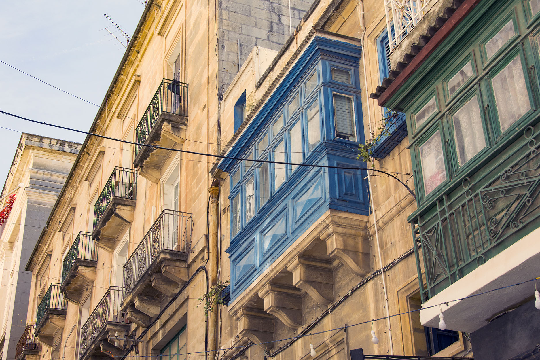 Burspråk Valletta Malta