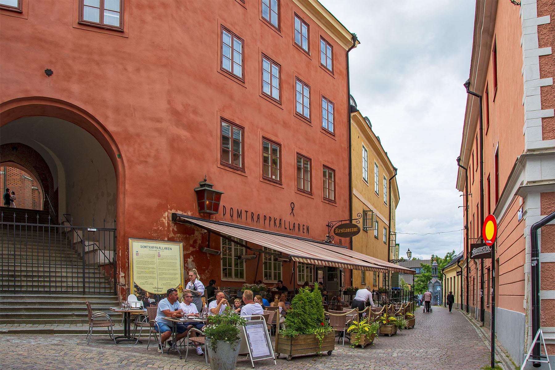 Domtrappkällaren Uppsala