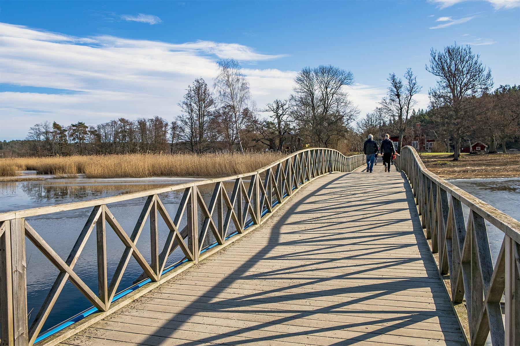 Bro till Notholmen