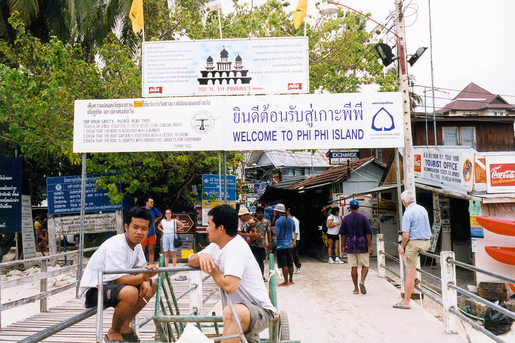 Welcome to Phi Phi Island Thailand