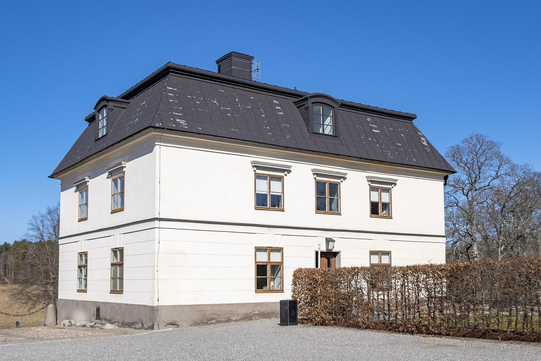 Rosersbergs slott Teaterflygeln.