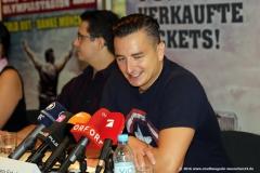 Pressekonferenz Andreas Gabalier 2016