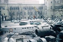 Ju 52 im Hof Deutsches Museum