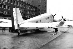Ju 52 Flughafen München 1957