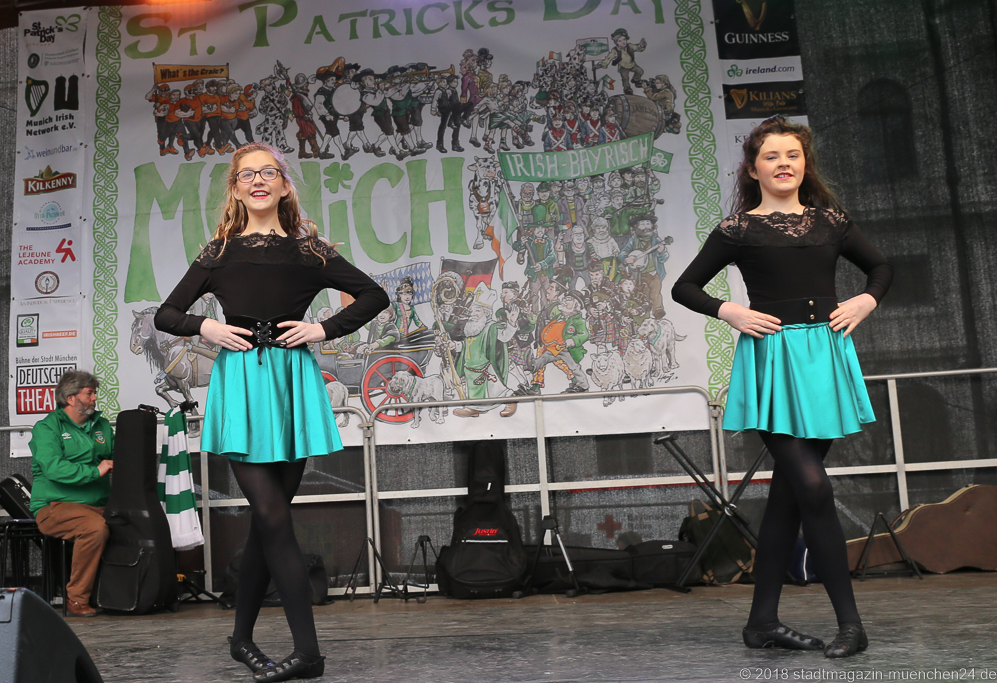 St. Patricks Day After Parade Party 2018