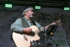 Paul Daly, After Parade Party St. Patricks Day am Wittelsbacher Platz in München 2019
